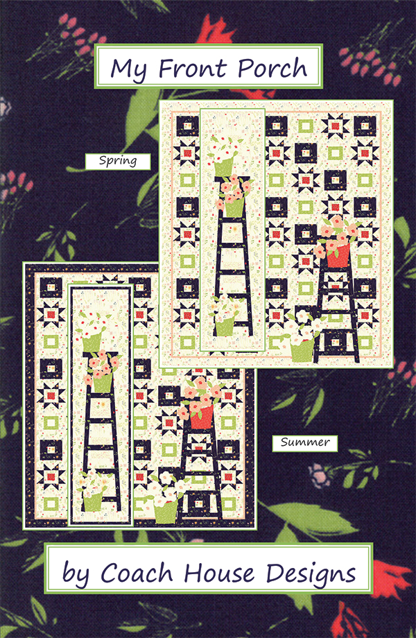 MY FRONT PORCH PATTERN CHD 1715
