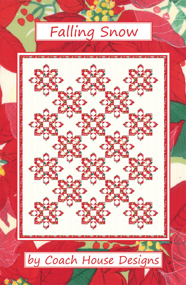 Falling Snow by Coach House Designs