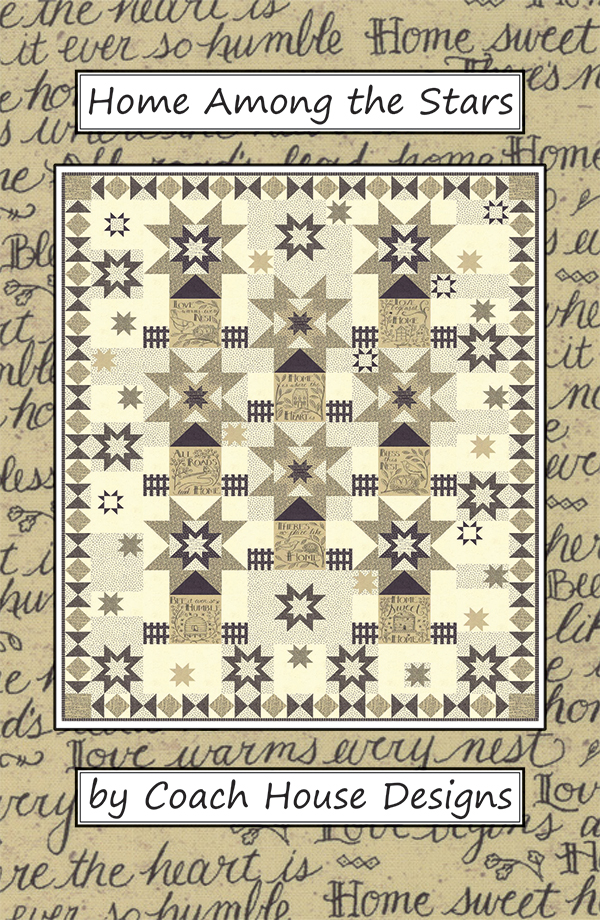 Home Among The Stars Quilt Kit *SALE*