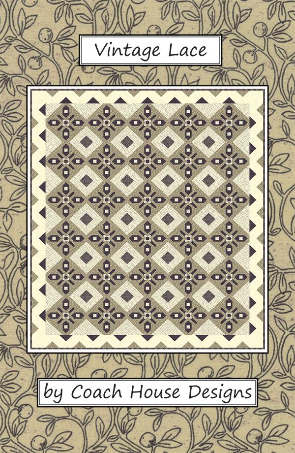 Coach House Designs Vintage Lace Pattern