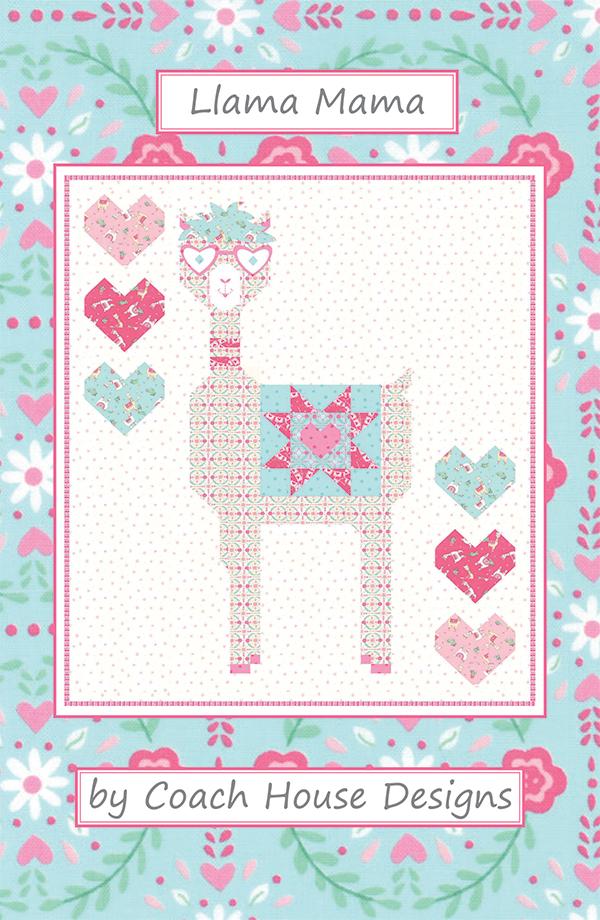 Llama Mama Pattern