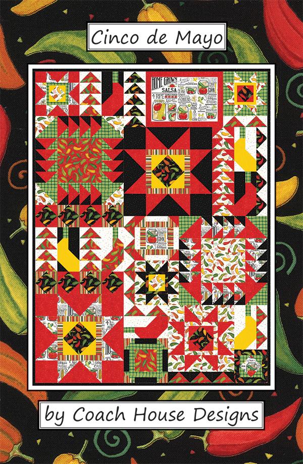 Cinco De Mayo Quilt Pattern