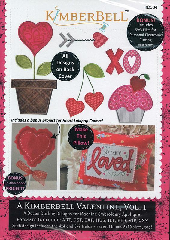 Kimberbell Valentine