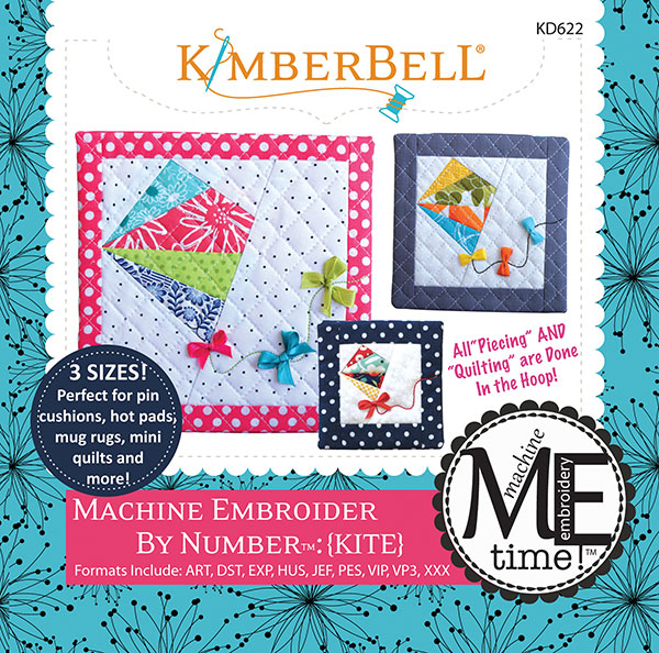 Mach Embroider By Number/Kite