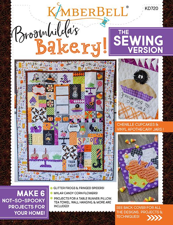 Broomhildas Bakery (The Sewing Version) - Kimberbell