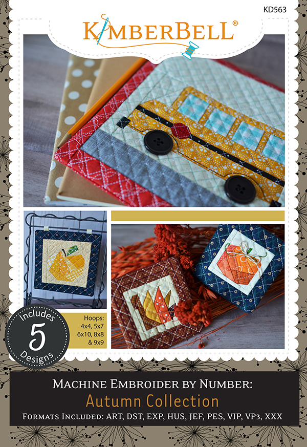 Machine Embroider By Number:Aut