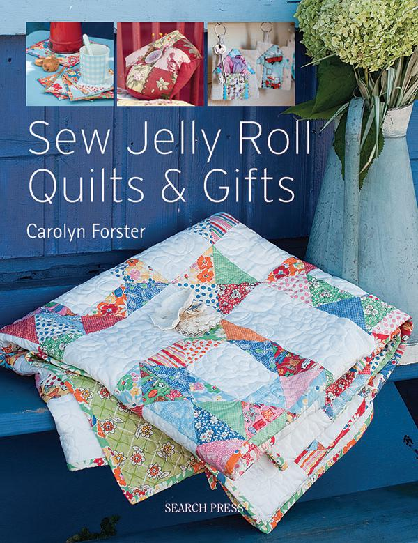 Sew Jelly Roll Quilts & Gifts SPR 26344
