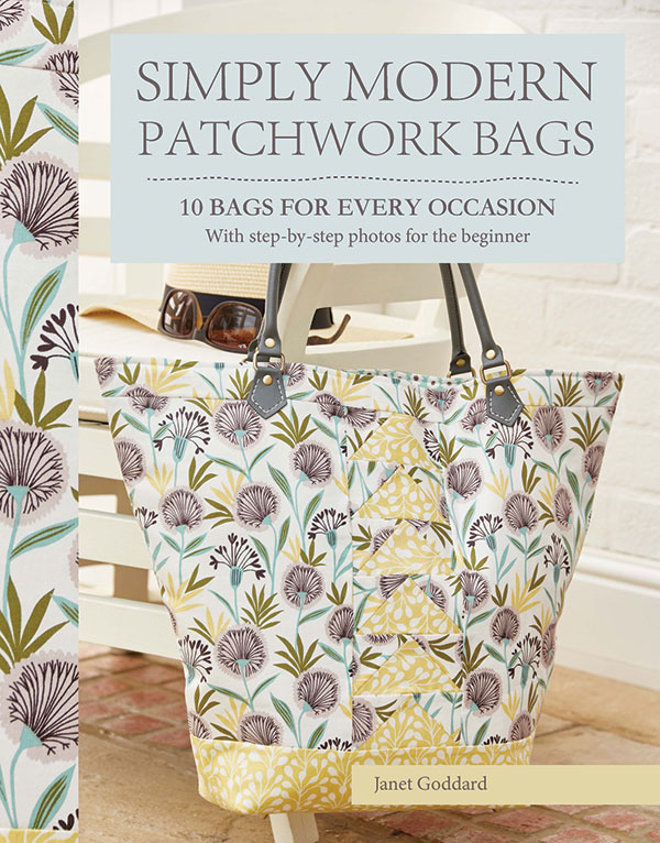 Simply Modern Patchwork Bags