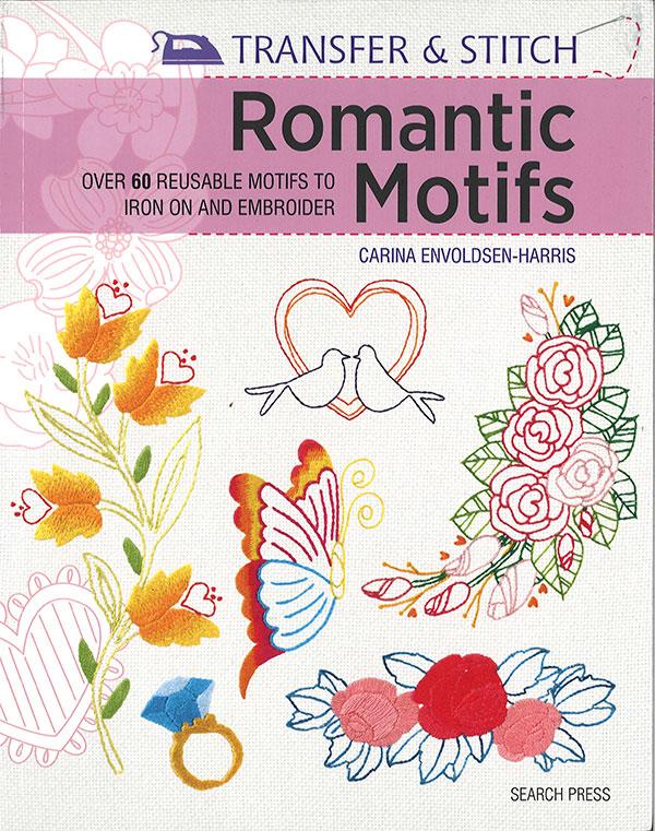 Transfer & Stitch Romantic Moti