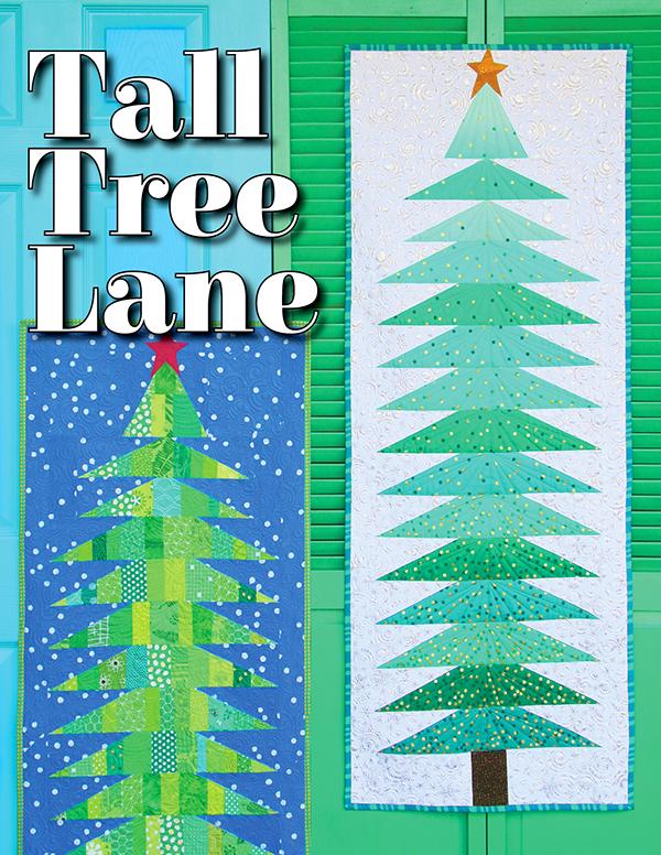 SASSLN#0072 Tall Tree Lane Sassafras Lane