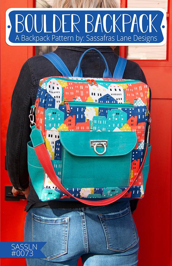 SASSLN#0073 Boulder Backpack