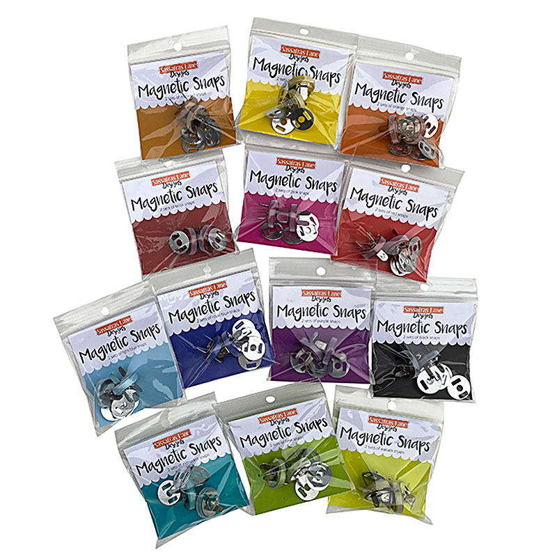Magnetic Snap Pack 13ct