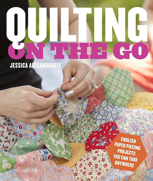 Quilting On The Go Book