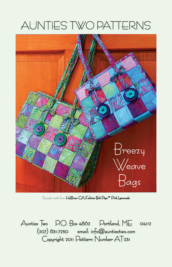 Breezy Weave Bag