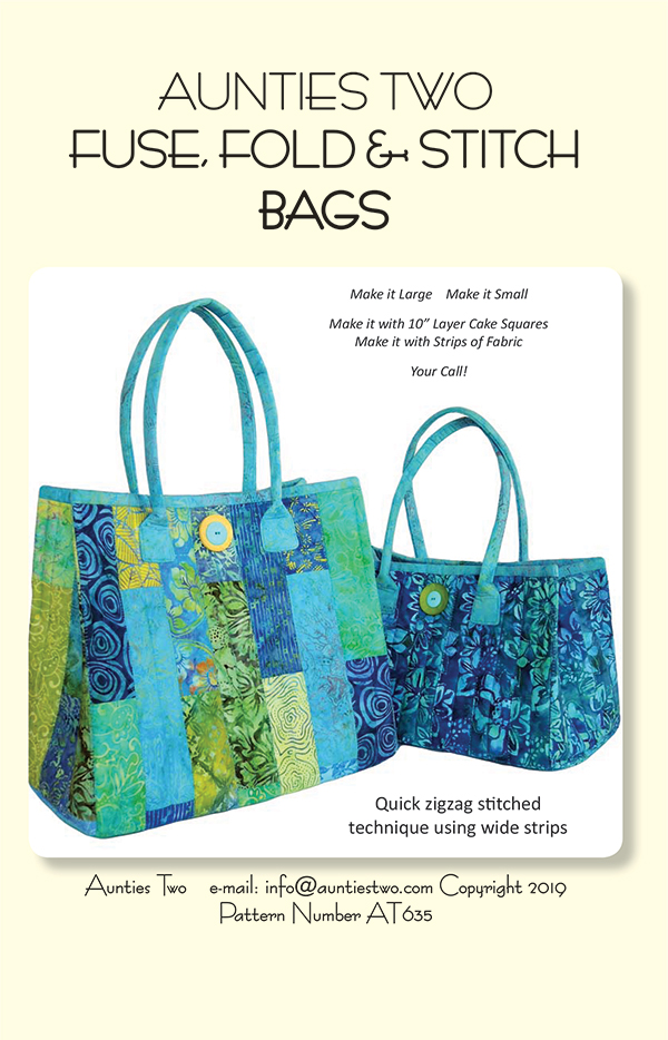 Fuse Fold & Stitch Bags