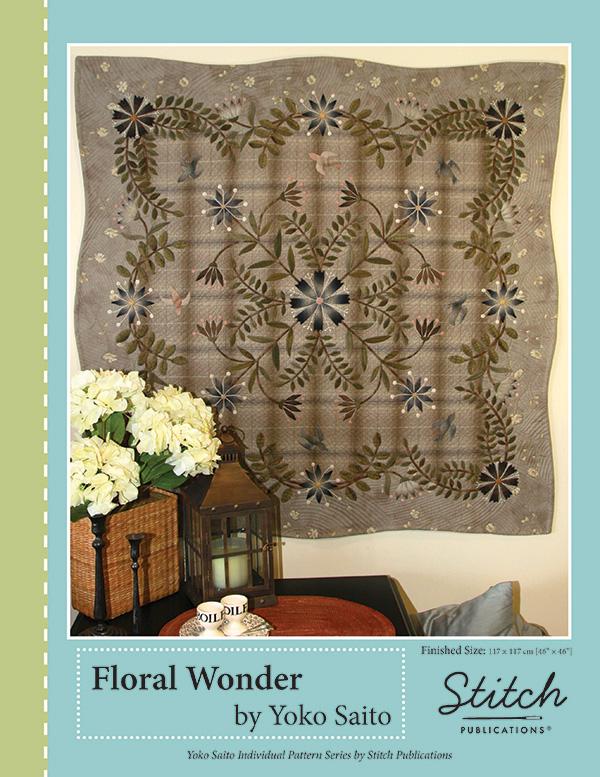 Yoko Saito's Floral Wonder