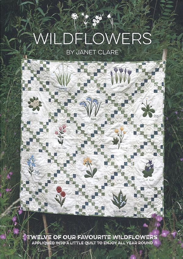 BK Q Janet Clare Wildflowers