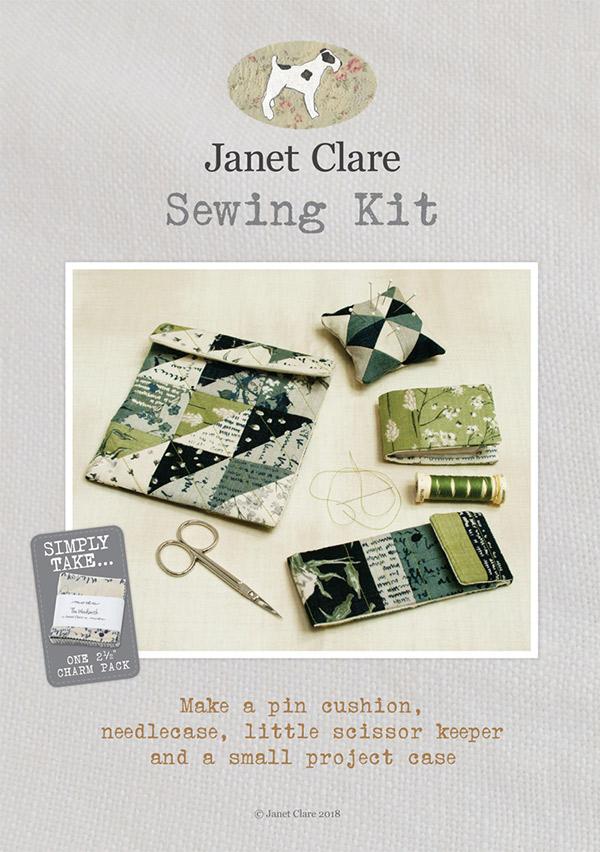 Sewing Kit Pattern
