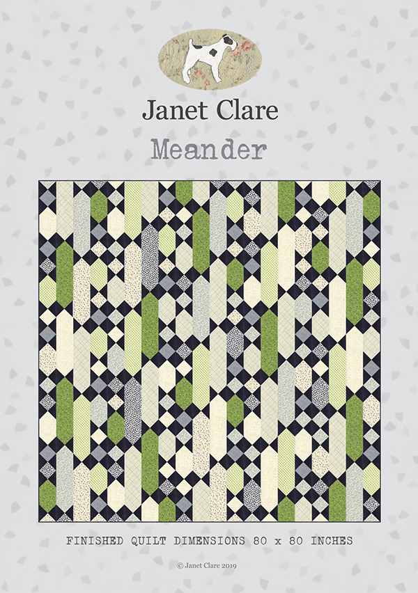 Meander by Janet Clare