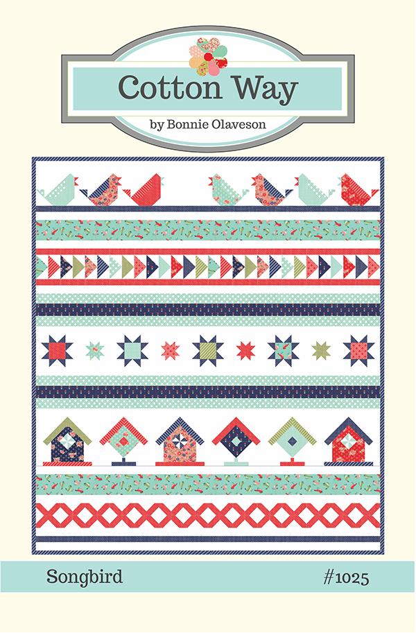 Song Bird Quilt Pattern