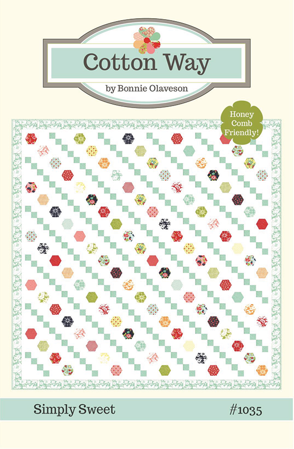 Simply Sweet Quilt Pattern