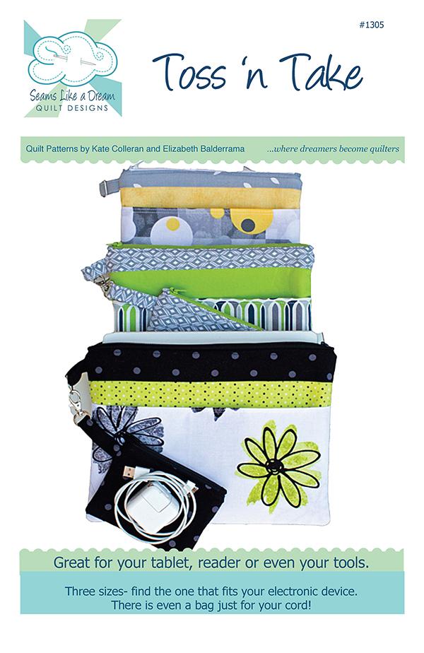 Toss 'N Take Bag Pattern