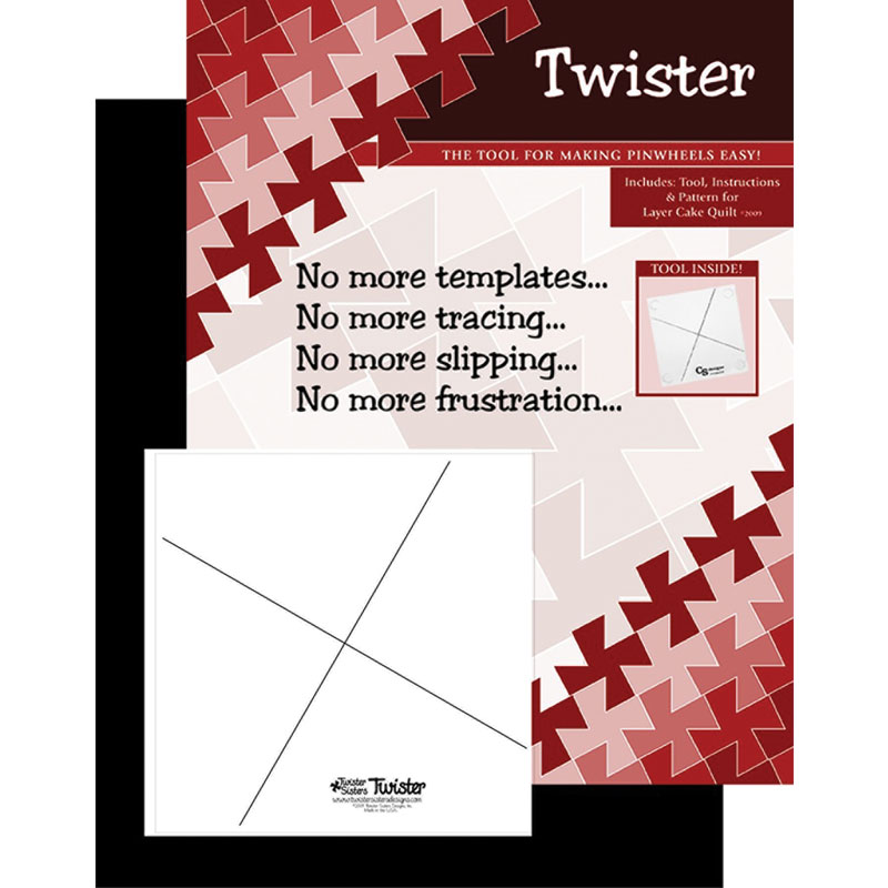 Twister Tool For 10 Square