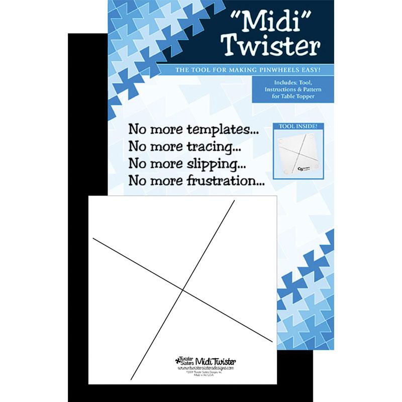 Midi Twister Tool For 6½ Sq