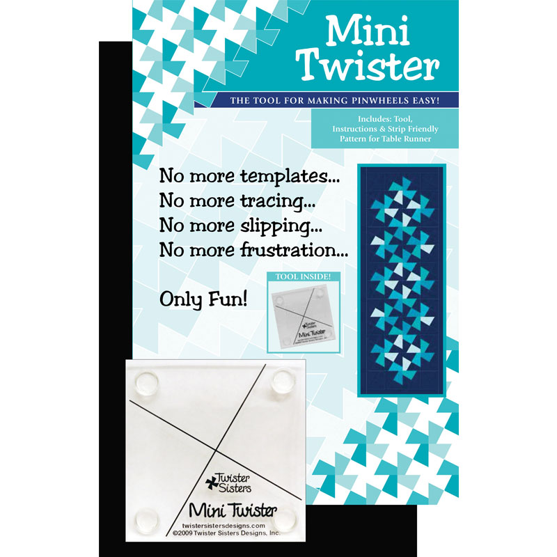 *Mini Twister Tool 2.5 Strips