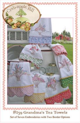 Grandmas Tea Towels