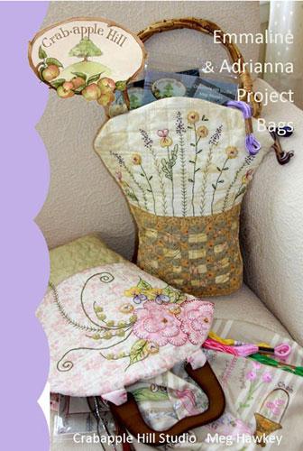 CAH #1011 - Emmaline & Adrianna Project Bag
