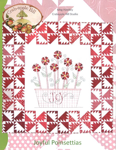 Joyful Poinsettias