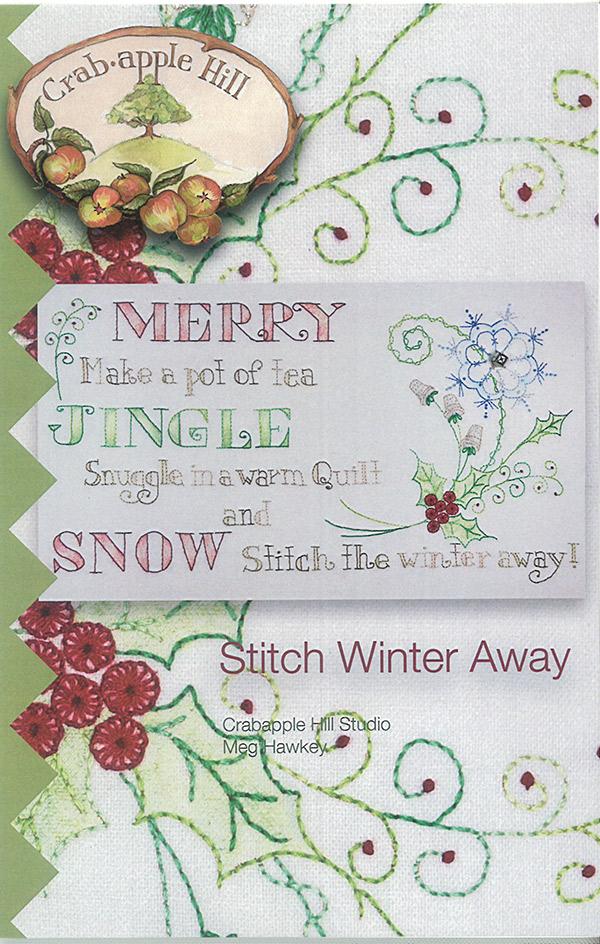 Stitch Winter Away