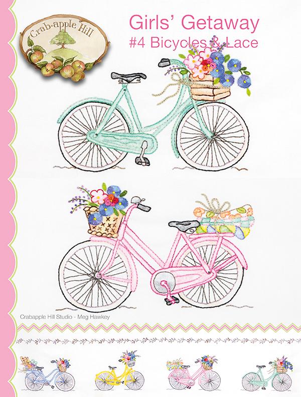 Girls Getaway #4 Bicycles & Lac