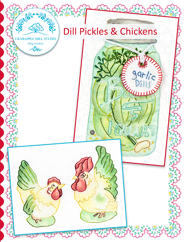 Summer Ktchn #6/Dill Pickles