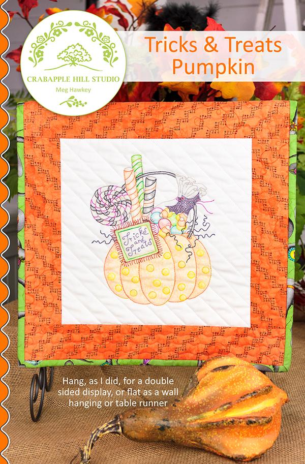 Tricks & Treats Pumpkin
