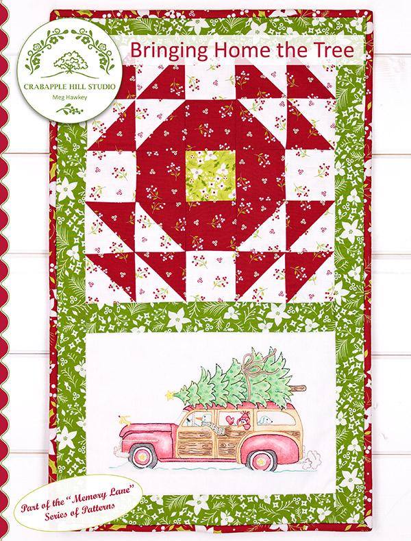 Memory Lane Bring Home Tree Pattern (Crabapple)