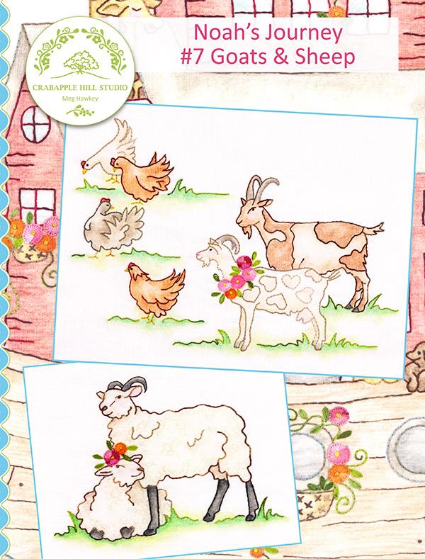 Noahs Journey #7 Goats & Sheep
