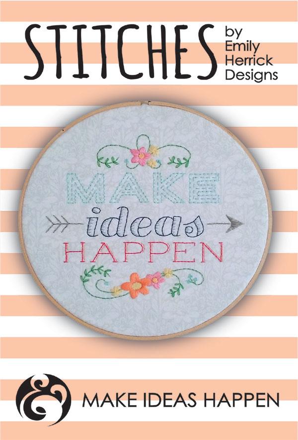 Stitches/Make Ideas Happen