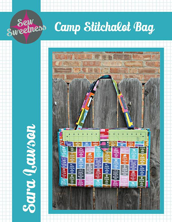 Camp Stitchalot Bag