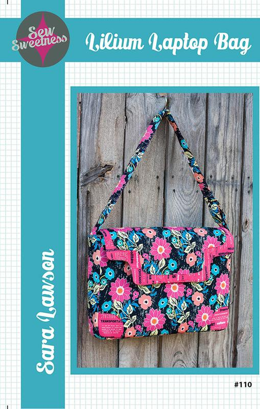 Lilium Laptop Bag