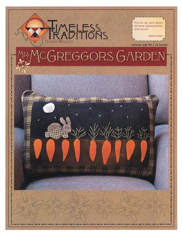 Mr McGreggors Garden