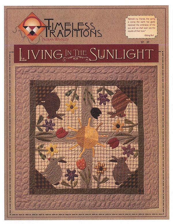 TTQ 10074 Living In The Sunlight