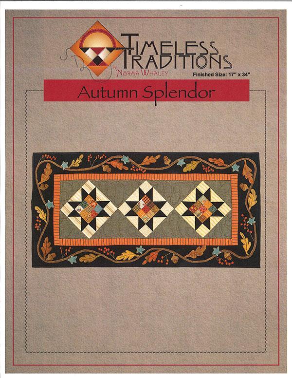 Autumn Splendor Wool Kit