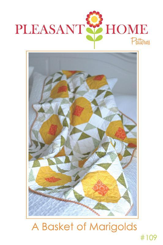 *A Basket Of Marigolds