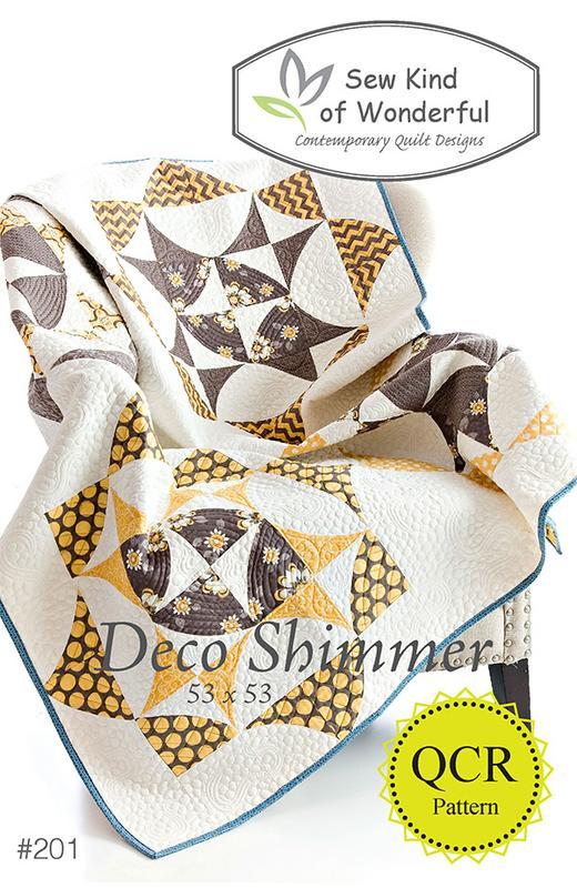 Deco Shimmer Pattern