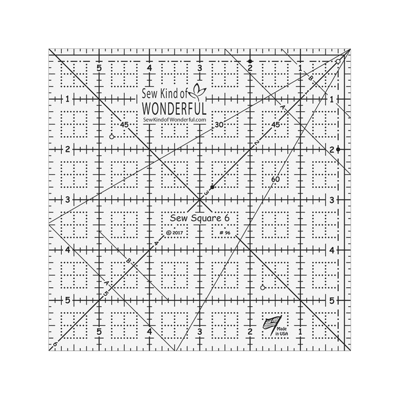 Sew Square 6 #96