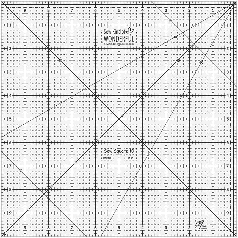 Sew Square 10
