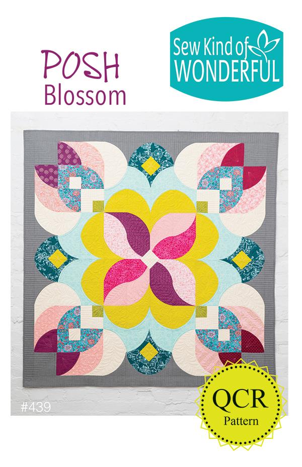 Posh Blossom (Sew Kind of Wonderful)