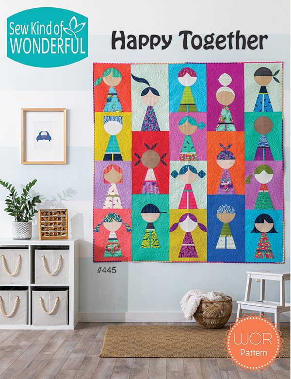 Happy Together Pattern 445
